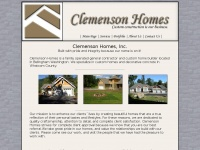 clemensonhomes.com