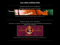 luthier.info