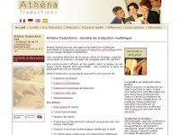 athena-traductions.com