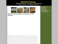 woodenfences.org