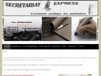 secretariatexpress.fr