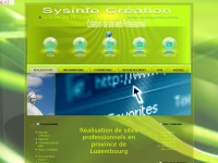 sysinfo-creation.be