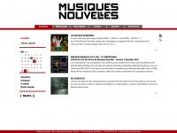 musiquesnouvelles.com