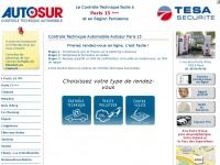 autosur-paris15.com