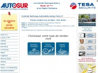 autosur-paris17.com