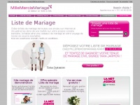 millemercismariagecom - Mille Mercis Mariage