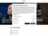 loreal-finance.com