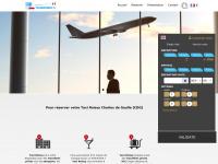 Taxisroissy.fr