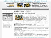 Caces-formation-limousin.fr