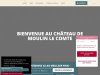chateaudemoulinlecomte.com