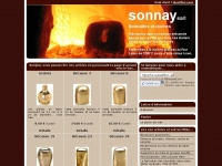 son-nay.com : Sonnailles, cloches et grelots
