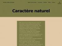 Caracterenaturel.com
