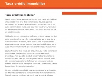 tauxcreditimmobilier.info