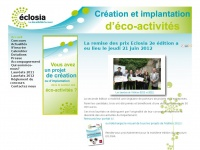 Concours-eclosia.org
