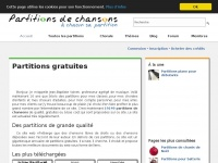 partitionsdechansons.com