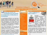 question-college.fr