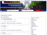 parisentreprises.fr