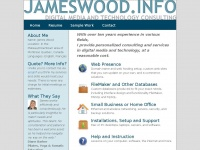 Jameswood.info