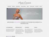 Agnès Lécossois chanteuse lyrique mezzo soprano sur Bordeaux. Récitals, concerts, cérémonies et cours de chant.