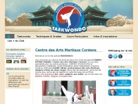 taekwondo44.com