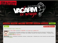 vacarmlerouge.com