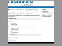Languepin.fr
