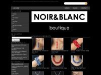 noiretblancboutique.com