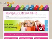 Coupdeboost.fr