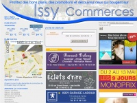 issy-commerces.com