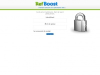 RefBoost - premium solutions for optimisation web! referencement et positionnement garantie inscription annuaire- SEO