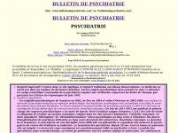 bulletindepsychiatrie.com