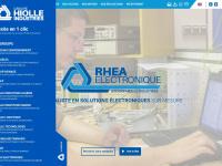 rhea-electronique.fr