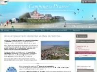 Camping-laprairie.fr
