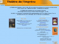 theatredelimprevu.com