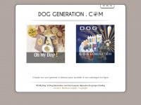 DogGeneration.Com - Portail - Cosmétiques pour chiens et chats : Dog Generation / Oh My Dog