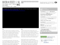 microfestival.be