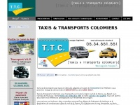 taxis-colomiers.fr