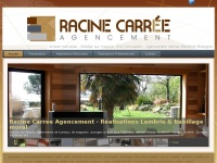 agencement racine carr e agencement artisan. Black Bedroom Furniture Sets. Home Design Ideas
