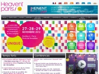 heavent-expo.com