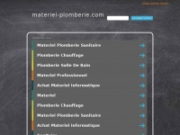 materiel-plomberie.com