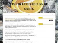 Cercle-decideurs-sante.fr