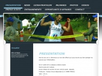 PRESENTATION - Site officiel de Christophe LLAMAS.