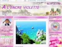 LES NOUVEAUTES - A l'encre violette