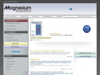 magnesiumresearch.com
