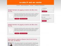 a-cote.fr