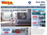 Mega 50 sites similaires mega meubles for Mega meuble montreal