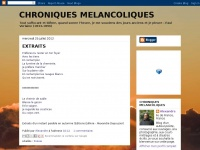 chroniquesmelancoliques.blogspot.com
