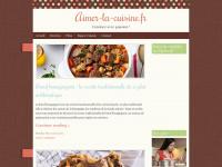 aimer-la-cuisine.fr