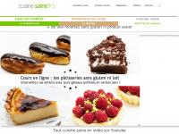 cuisine-saine.fr Thumbnail