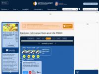 Meteo lille (59000 - FR) - 1er site meteo pour Lille, Roubaix, Tourcoing - previsions meteo à 12 jours gratuites